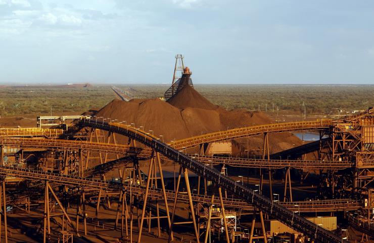 China Iron Ore futures