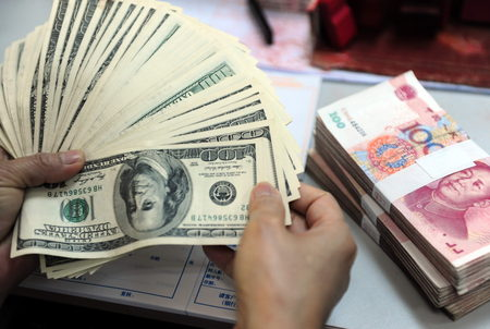 China tightens forex trading
