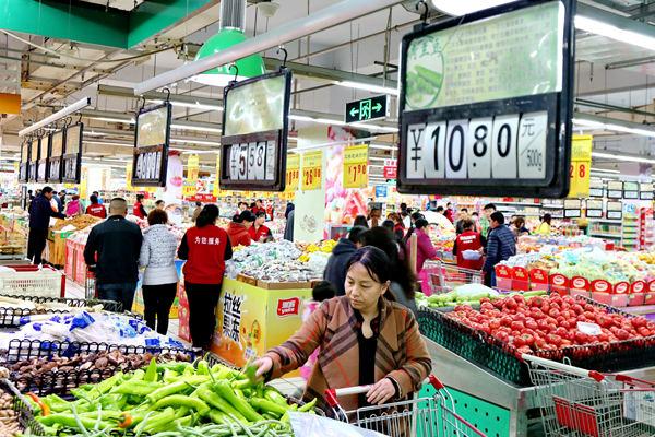 China consumer inflation